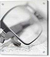 Eyeglasses Acrylic Print