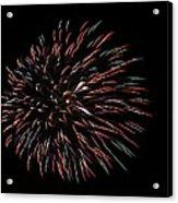 Fireworks Fun 3 Acrylic Print