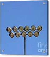 Floodlight  Acrylic Print