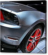 Ford Mustang - Boss 302 Acrylic Print
