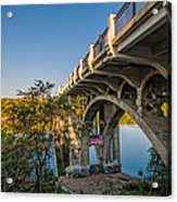 Ford Parkway Bridge Acrylic Print