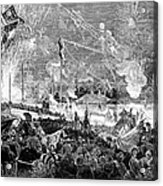 Fourth Of July, 1876 Acrylic Print