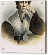 Frances Wright (1795-1852) Acrylic Print