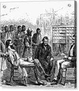 Freedmens Bureau, 1866 Acrylic Print by Granger