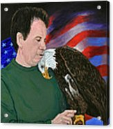 Freedom Friends Acrylic Print