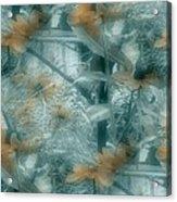Garden Reverie Three Acrylic Print