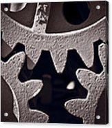Gears Number 2 Acrylic Print