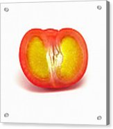 Genetically Engineered Fruit Acrylic Print