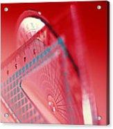 Geometry Set Acrylic Print by Tek Image