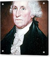 George Washington, 1st American Acrylic Print