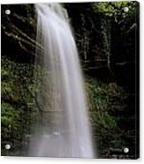 Glencar Waterfall, County Leitrim Acrylic Print