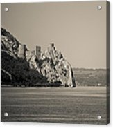 Golubac Fortress Acrylic Print