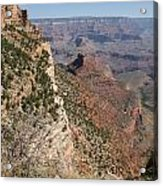 Grand Canyon National Park Arizona Usa Acrylic Print