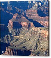 Grand Canyon Shadows Acrylic Print