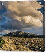 Great Basin Cloud Acrylic Print