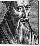 Guillaume Farel (1489-1565) Acrylic Print