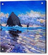 Haystack 2012 Acrylic Print