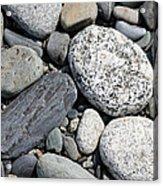 Healing Stones Acrylic Print