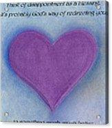 Heartww160 Acrylic Print