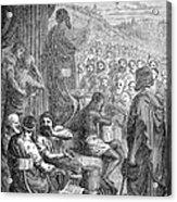 Herodotus (c484-c425 B.c.) Acrylic Print