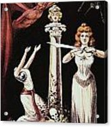 Herrmann: Poster, C1900 Acrylic Print