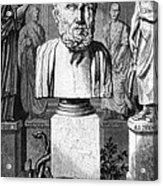 Hippocrates, Greek Physician, Father Acrylic Print