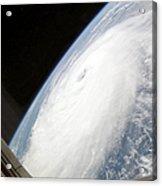 Hurricane Helene Acrylic Print