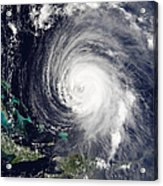 Hurricane Isabel Acrylic Print
