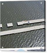 Hurricane Katrina Damage Acrylic Print