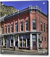 Idaho Springs Colorado Acrylic Print