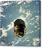 Intelsat Vi, A Communication Satellite Acrylic Print by Everett