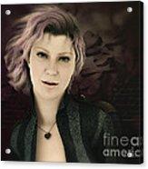 Ireen Acrylic Print