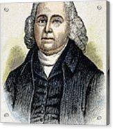 Isaac Backus (1724-1806) Acrylic Print