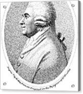 James Beattie (1735-1803) Acrylic Print