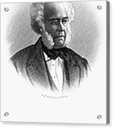 James W. Webb (1802-1884) Acrylic Print
