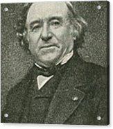 Jean Baptiste Dumas, French Chemist Acrylic Print