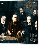 Jean-martin Charcot, French Neurologist Acrylic Print