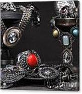 Jewellery Still Life Acrylic Print