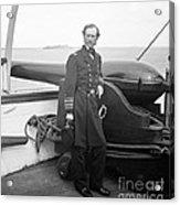 John Dahlgren, American Naval Officer Acrylic Print