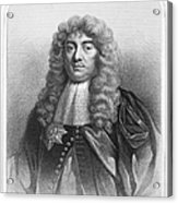 John Maitland (1616-1682) Acrylic Print