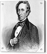 John Tyler (1790-1862) Acrylic Print