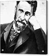Joseph Pulitzer (1847-1911) Acrylic Print