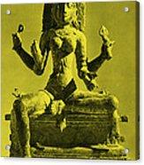 Kali Acrylic Print by Photo Researchers