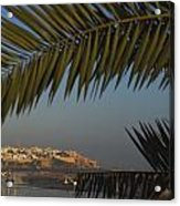 Kasbah Des Oudaias, Rabat Acrylic Print by Axiom Photographic