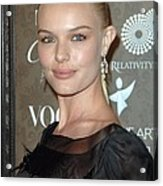 Kate Bosworth At Arrivals For The Art Acrylic Print