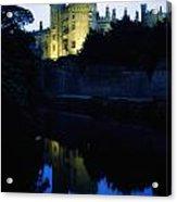 Kilkenny Castle, Co Kilkenny, Ireland Acrylic Print