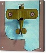 Kite Acrylic Print
