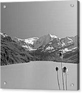 Lac Des Dix Acrylic Print