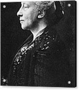Lady Augusta Gregory Acrylic Print