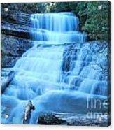 Lady Barron Falls Acrylic Print